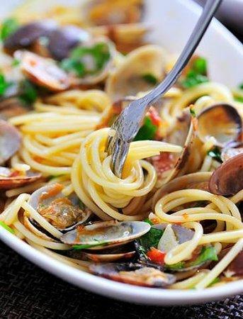 Osteria Ristorante Italiano: Spaghetti Vongole