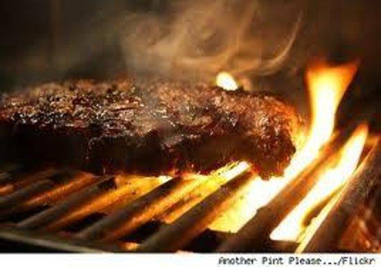 Osteria Ristorante Italiano: Rib-eye Steak