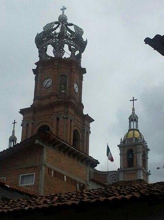 La Iglesia de Nuestra Senora de Guadalupe: Nuestra Señora de Guadalupe,  Puerto Vallarta