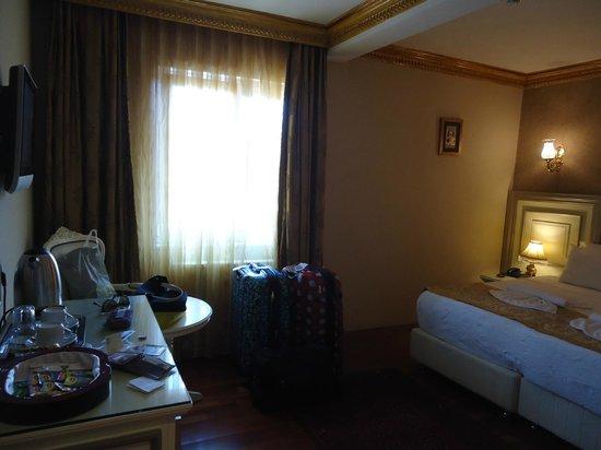 Maywood Hotel: la ventana