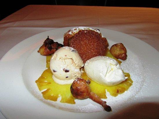 Brasserie FLO Amsterdam: Dessert
