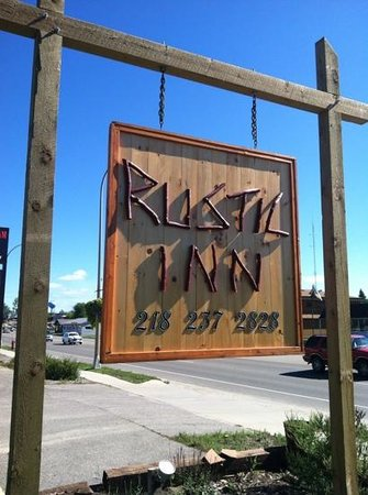 Rustic Inn, Hwy 34, Park Rapids, MN