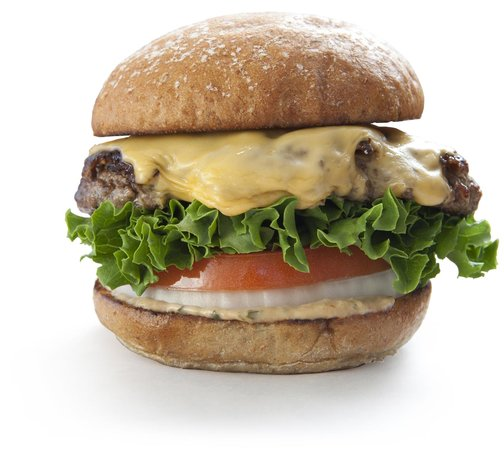Burger Lounge: Grass-fed beef Lounge Burger. Oh Yeah.