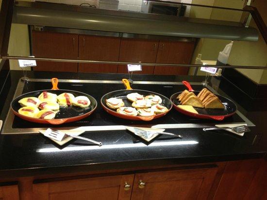 Hyatt Place Baltimore/BWI Airport : Breakfast