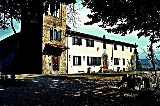 Villa Savelli Aufnahme