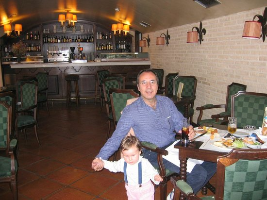Parador de Olite : Bar  del Parador