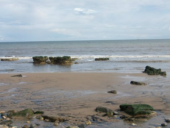 Eastshaw Guest House: Seaham beach