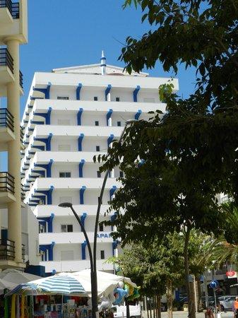 Rosamar 1 Aparthotel: Hotel - vista exterior