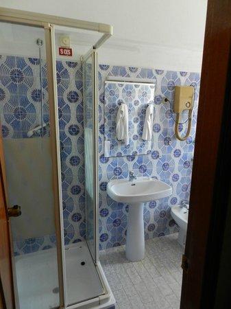Rosamar 1 Aparthotel: Banheiro