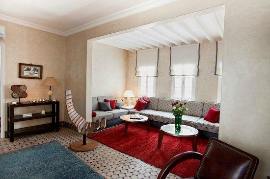 Albarnous Maison d'Hotes: Salon