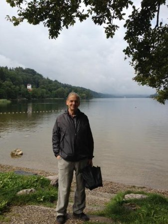 Hotel Post Murnau: Rick at Staffelsee in Murnau