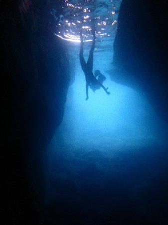 St.Thomas Scuba and Snorkel Adventures: more secret caves!!!