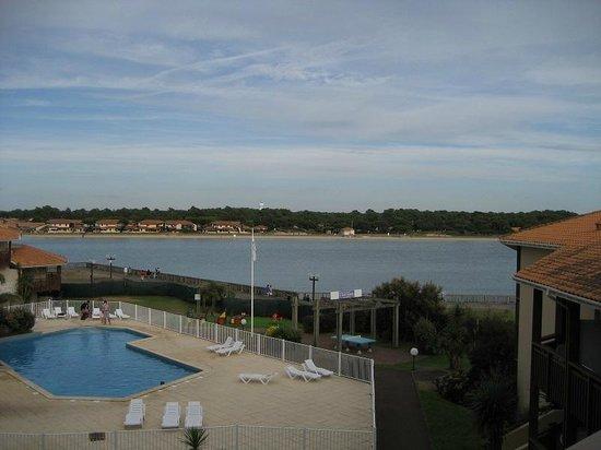 Apartamentos Maeva Le Boucanier: Grande piscine