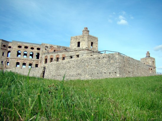 Krzyztopor Castle: Zamek Krzyżtopór