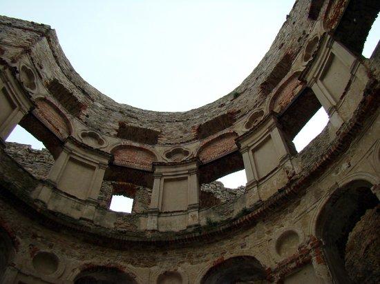 Krzyztopor Castle: Zamek Krzyżtopór - wnętrze