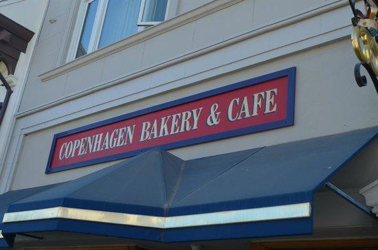Copenhagen Bakery & Cafe: 1216 Burlingame Avenue, Burlingame CA