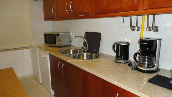 Montebelo Aguieira Lake Resort & Spa: Cozinha