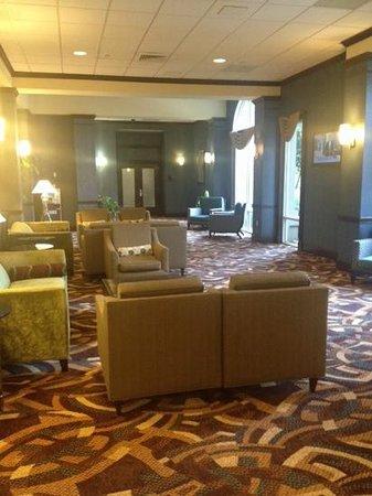 Doubletree Hotel Atlanta/Alpharetta-Windward: main lobby
