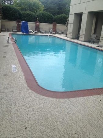 Doubletree Hotel Atlanta/Alpharetta-Windward: pool