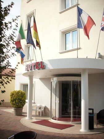 Hotel Arthur : Ingresso Hotel