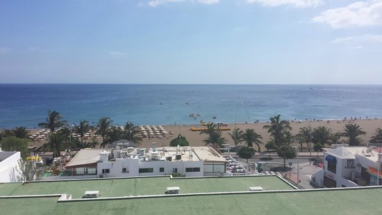 Morana Apartments : View from Sunlounge area