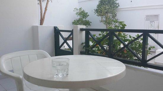 Morana Apartments: Varanda