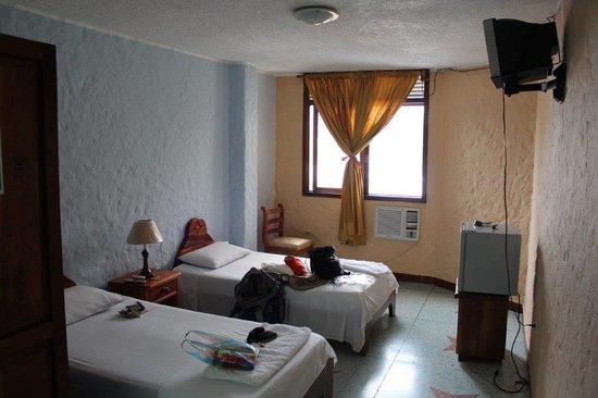 Estrella del Mar Hotel: Our room