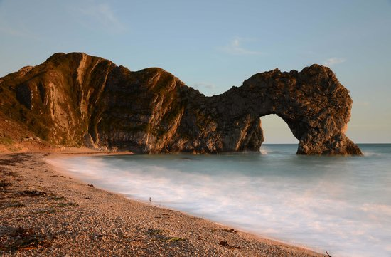 Pink House Bed and Breakfast: Durdle Door