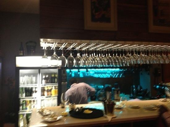 Bel Piatto: Bar área