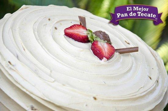 El Mejor Pan de Tecate : Pastel de Moka