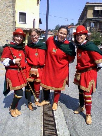 Hotel Arthur : Folklore a Serramazzoni