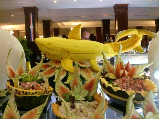 Grand Bahia Principe Bavaro: Main Restaurant