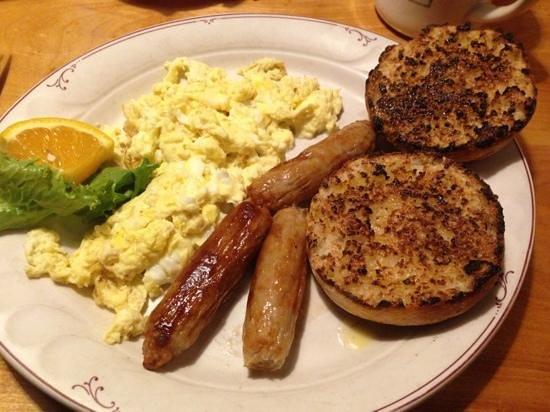Rosie's Restaurant : Breakfast!