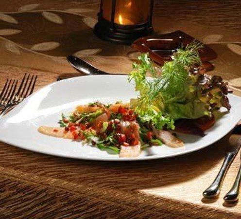 Bella Vista Italian Restaurant: Fish Salad