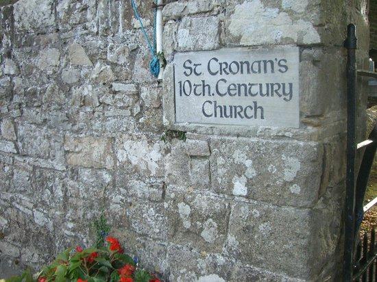 Tuamgraney, Ireland: Cornerstone
