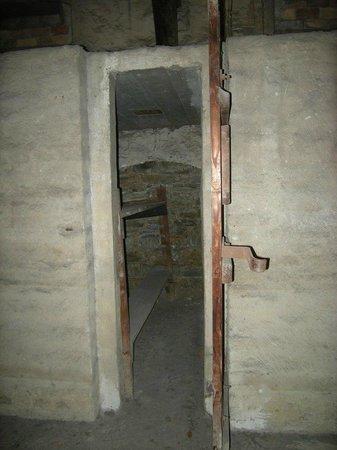 Civico Museo della Risiera di San Sabba : una delle celle