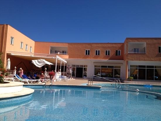 Hotel Xaloc Playa: September 2013 !!