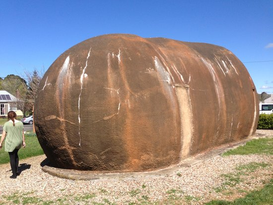 The Big Potato: Another view