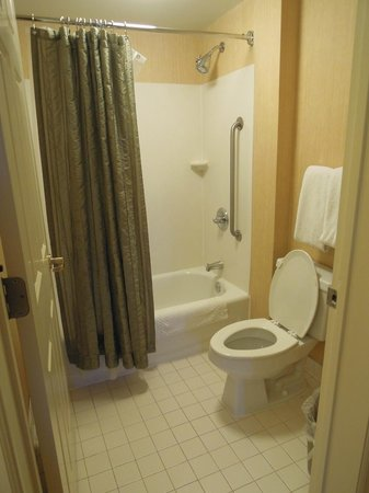 Residence Inn Charleston Downtown/Riverview: Bathroom