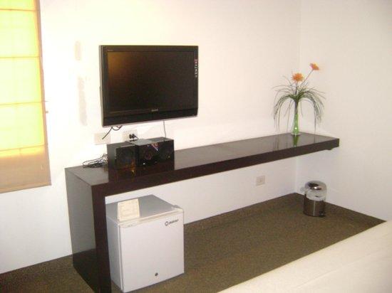 Habitat Hotel: 1