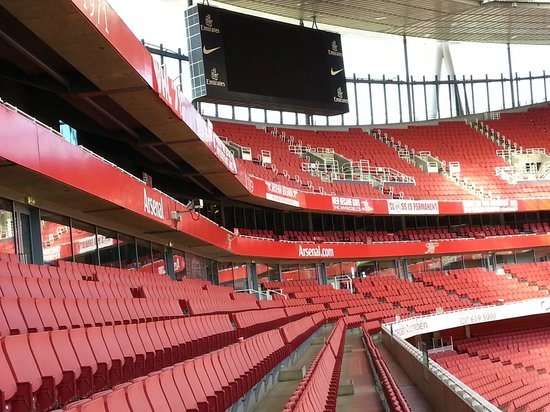 Emirates Stadium Seats