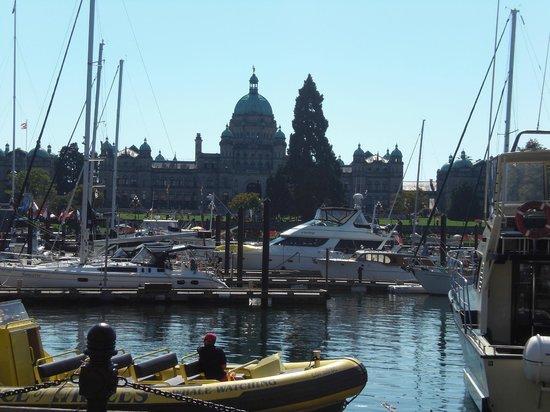 Victoria Marriott Inner Harbour : 7