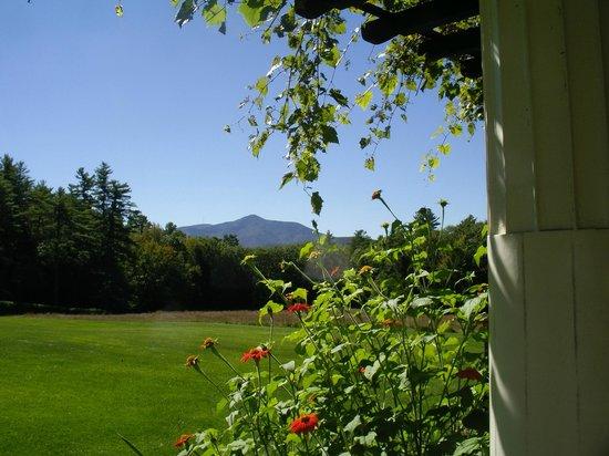 Saint-Gaudens National Historic Site: View from Saint Gauden's Studio