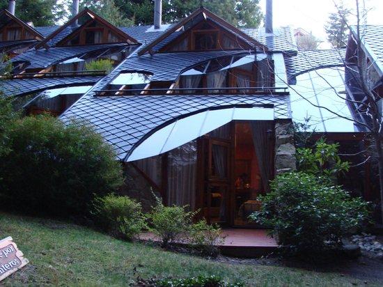 Casa del Bosque Aparts & Suites: Habitación