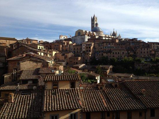 Albergo Bernini : View from my room 7