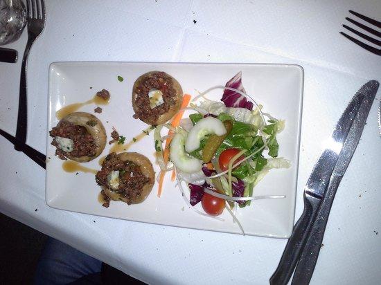 Venus Restaurant: i funghi che mi sono tanto piaciuti