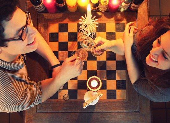 Cafe Benno: trinken