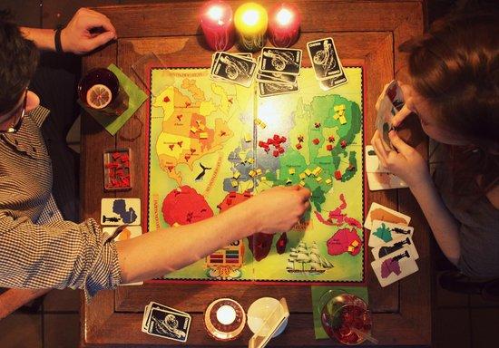 Cafe Benno: spielen