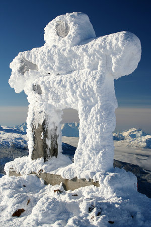 Luxury Transport - Day Tours: Whistler Inukshuk