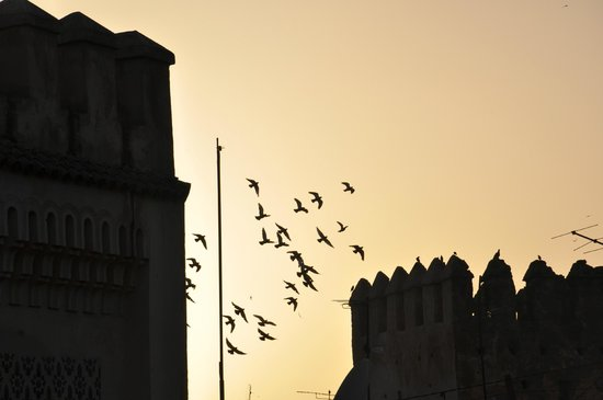 Hotel Cascade: tramonti marocchini
